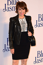 Blue Jasmine - UK film premiere. <br /> Kathy Lette arrives for the Blue Jasmine film premiere, Odeon, London, United Kingdom. Tuesday, 17th September 2013. Picture by Nils Jorgensen / i-Images