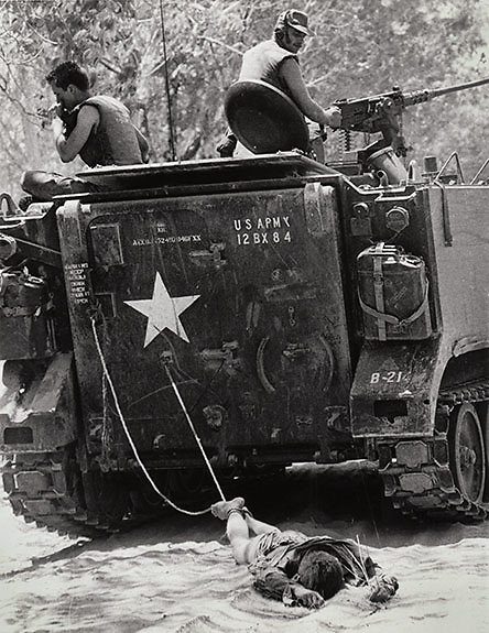 Sawada Kyoichi<br /> Gruesome view of American soldiers dragging the body of a Viet Cong.<br /> Vietnam, 1972<br /> Vintage gelatin silver print<br /> <br /> <br /> <br /> <br /> <br /> <br /> <br /> <br /> <br /> <br /> <br /> <br /> <br /> <br /> <br /> <br /> <br /> <br /> <br /> <br /> <br /> <br /> <br /> <br /> <br /> <br /> <br /> <br /> <br /> <br /> <br /> <br /> <br /> <br /> <br /> <br /> <br /> <br /> <br /> <br /> <br /> <br /> <br /> <br /> <br /> <br /> <br /> <br /> <br /> <br /> <br /> <br /> <br /> <br /> <br /> <br /> <br /> <br /> <br /> <br /> <br /> <br /> <br /> <br /> <br /> <br /> <br /> <br /> <br /> <br /> <br /> <br /> <br /> <br /> <br /> .