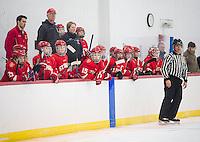 St Paul's School girls hockey with Holderness - Holiday Tournament.  ©2015 Karen Bobotas Photographer