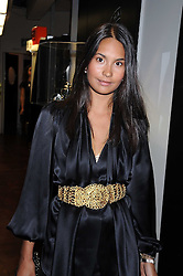 REENA HAMMER at a party to celebrate the launch of Billionaire Boys Club Ice Cream Season 7 at Harvey Nichols, Knightsbridge, London on 18th June 2008.<br /><br />NON EXCLUSIVE - WORLD RIGHTS