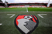 The Vitality Stadium before the Barclays Premier League match between Bournemouth and Southampton at the Goldsands Stadium, Bournemouth, England on 1 March 2016. Photo by Graham Hunt.