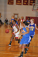 Lafayette High vs, Tupelo High in girls high school basketball action during the Coach C Classic in Oxford, Miss. on Saturday, December 11, 2010.