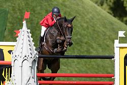 Vermeir Wilm, BEL, IQ van het Steentje<br /> Spruce Meadows Masters - Calgary<br /> © Hippo Foto - Dirk Caremans<br /> 08/09/2018