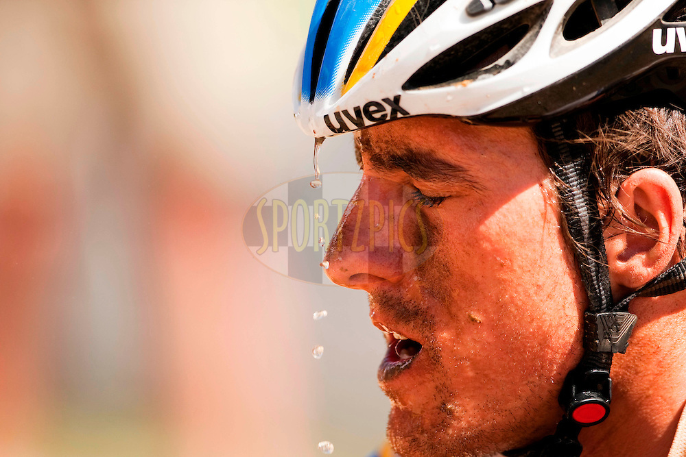 Stefan Sahm of Bulls 1 during stage three of the 2010 Absa Cape Epic Mountain Bike stage race from Ceres to Ceres in the Western Cape, South Africa on the 23 March 2010.Photo by Gary Perkin/SPORTZPICS