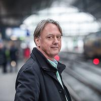Nederland, Amsterdam, 25 februari 2017.<br />Michel Maas, correspondent in Zuidoost-Azië voor de NOS en voor de Volkskrant.<br /><br /><br /><br />Foto: Jean-Pierre Jans
