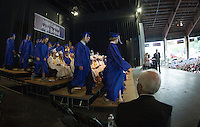 Inter Lakes High School graduation at Meadowbrook Pavilion June 15, 2012.