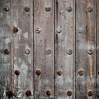 Old Rustic Door Fort Wadsworth Staten Island New York