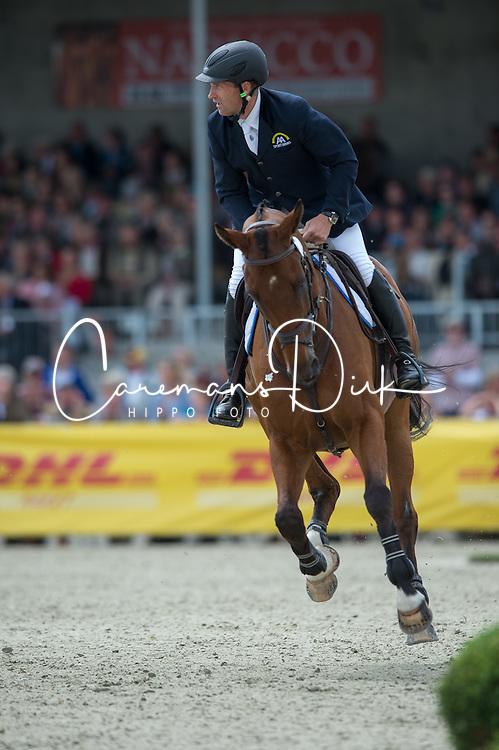 Van Springel Joris (BEL) - Lully des AUlnes<br />  CCI4* Luhmuhlen 2013<br /> &copy; Hippo Foto - Jon Stroud
