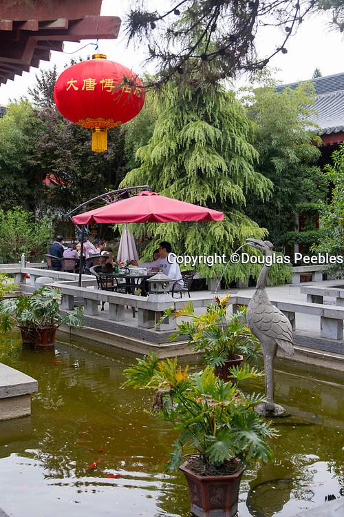 Tang Dynasty Art Garden Hotel, Xian, Shaanxi Province, China