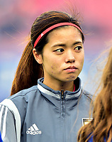 International Women's Friendly Matchs 2019 / <br /> SheBelieves Cup Tournament 2019 - <br /> Japan vs England 0-3 ( Raymond James Stadium - Tampa-FL,Usa ) - <br /> Yui Hasegawa of Japan