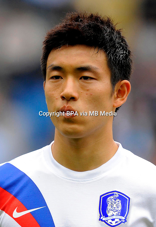 Football Fifa Brazil 2014 World Cup / <br /> Korea Republic  National Team -<br /> Yun Suk Young of Korea Republic