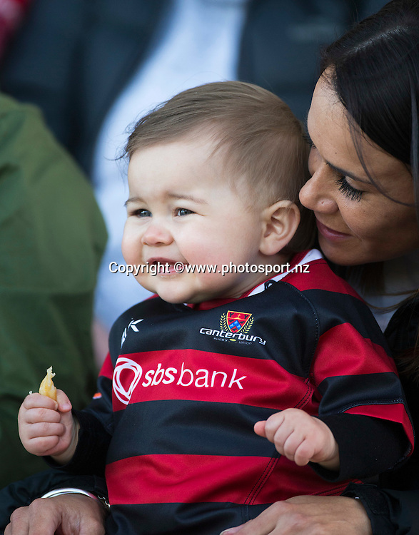 Canterbury fans before the Mitre 10 Cup Premiership final rugby game between Canterbury v Tasman held at AMI Stadium, Christchurch. 29 October 2016. Copyright Photo: Joseph Johnson / www.photosport.nz
