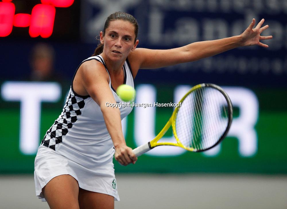 Generali Ladies Linz Open 2010,WTA Tour, Damen.Hallen Tennis Turnier in Linz, Oesterreich,.Roberta Vinci (ITA).