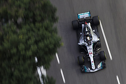 September 15, 2018 - Singapore, Singapore - Motorsports: FIA Formula One World Championship 2018, Grand Prix of Singapore, .#44 Lewis Hamilton (GBR, Mercedes AMG Petronas Motorsport) (Credit Image: © Hoch Zwei via ZUMA Wire)