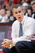 COLUMBUS, OH - NOVEMBER 15: Florida Gators head coach Billy Donovan looks on during the game against the Ohio State Buckeyes at Value City Arena on November 15, 2011 in Columbus, Ohio. Ohio State won 81-74. (Photo by Joe Robbins) *** Local Caption *** Billy Donovan