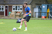 Forest Green Rovers Christian Dioge during the Forest Green Rovers Training at the Cirencester Agricultural College, Cirencester, United Kingdom on 12 July 2016. Photo by Shane Healey.