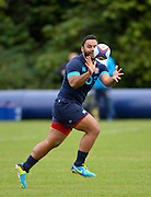 Bagshot, United Kingdom, Billy VUNIPOLA unipola during  England  Training for the  2013 QBE Autumn<br /> Rugby International, England vs Argentina, at the England training facility Pennyhill Park, Surrey<br /> Thursday  07/11/2013 RFU Stadium Twickenham,<br /> England. [Mandatory Credit: Peter Spurrier/Intersport<br /> Images]