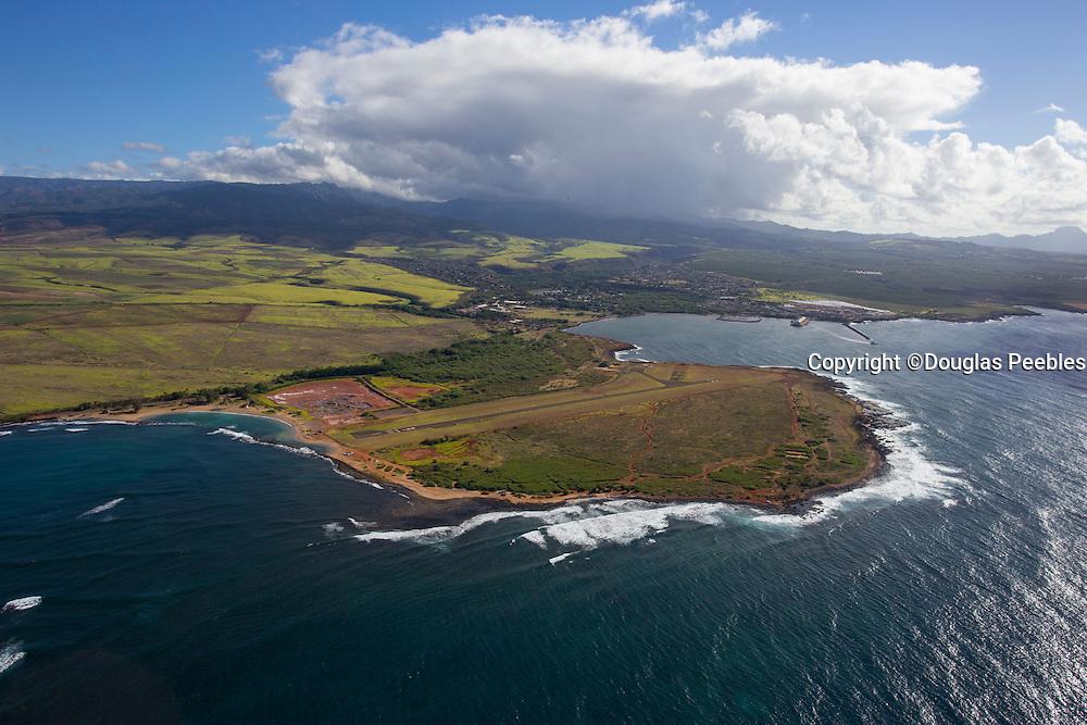 Port Allen Airport, Hanapepe, Kauai, Hawaii