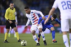 Italy v USA - 20 Nov 2018