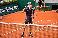 Gilles SIMON  - 29.05.2015 - Jour 6 - Roland Garros 2015<br />Photo : Dave Winter / Icon Sport