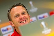 Persconferentie AZ voor FC Augsburg
