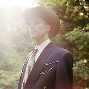 Hank Williams III by Tara Israel