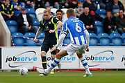 Carlisle United's Nicholas Adams  during the EFL Sky Bet League 2 match between Colchester United and Carlisle United at the Weston Homes Community Stadium, Colchester, England on 14 October 2017. Photo by Phil Chaplin