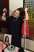 MELISSA CURRY, The Arthur Cox Irish Fashion Showcase 2015,  Irish based designers chosen to be part of this year's Arthur Cox Irish Fashion Showcases The Mall Galleries, London. 13 May 2015.