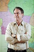Belo Horizonte_MG, Brasil.<br /> <br /> Na foto, Elmo Teodoro Ribeiro, presidente da Egesa.<br /> <br /> Elmo Teodoro Ribeiro, president of Egesa.<br />                <br /> Foto: NIDIN SANCHES / NITRO
