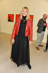 Kate Thornton at the START Art Fair - Preview Evening held at the Saatchi Gallery, Duke of York's HQ, King's Road, London on 25th September 2019.