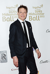 © Licensed to London News Pictures. 03/05/2015. London, UK. William Orbit arrives at the Midsummer Ball in Whitehall, London in aid of Together for Short Lives, the UK charity for seriously ill children. Photo credit : Vickie Flores/LNP