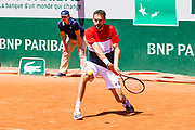 Marin Cilic (cro) during the Roland Garros French Tennis Open 2018, day 12, on June 7, 2018, at the Roland Garros Stadium in Paris, France - Photo Pierre Charlier / ProSportsImages / DPPI