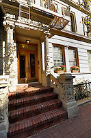 Entrance at 155 West 80th Street