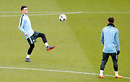Manchester City Training and Press Conference - 06 March 2018