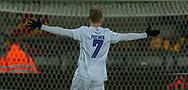 Viktor Fischer (FC København) under kampen i 3F Superligaen mellem FC Nordsjælland og FC København den 8. december 2019 i Right to Dream Park, Farum (Foto: Claus Birch).