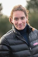 Camille MUFFAT - 18.012015 - Championnat de France UNSS - Athletisme - Les mureaux<br />Photo : Anthony Dibon / Icon Sport