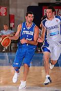 DESCRIZIONE : Bormio Raduno Collegiale Nazionale Maschile Amichevole Italia Israele <br /> GIOCATORE : Matteo Soragna <br /> SQUADRA : Nazionale Italia Uomini Italy <br /> EVENTO : Raduno Collegiale Nazionale Maschile <br /> GARA : Italia Israele Italy Israel <br /> DATA : 27/07/2008 <br /> CATEGORIA : Palleggio <br /> SPORT : Pallacanestro <br /> AUTORE : Agenzia Ciamillo-Castoria/S.Silvestri <br /> Galleria : Fip Nazionali 2008 <br /> Fotonotizia : Bormio Raduno Collegiale Nazionale Maschile Amichevole Italia Israele  <br /> Predefinita :