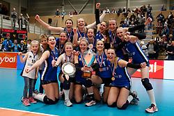 20180218 NED: Bekerfinale Eurosped - Sliedrecht Sport, Hoogeveen <br />Sliedrecht Sport wint de Nationale Beker 2017 - 2018<br />&copy;2018-FotoHoogendoorn.nl
