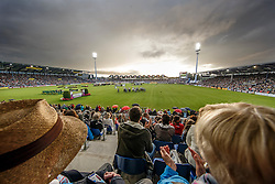 Overview Stadium<br /> Opening Ceremony<br /> CHIO Aachen 2016<br /> © Hippo Foto - Dirk Caremans<br /> 12/07/16