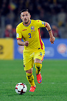 CLUJ-NAPOCA, ROMANIA, MARCH 26: Romania's national soccer player Alin Tosca controls the ball during the 2018 FIFA World Cup qualifier soccer game between Romania and Denmark, on March 26, at Cluj Arena Stadium, in Cluj-Napoca, Romania. (Photo by Mircea Rosca/Getty Images)full lenght,, full lenght,