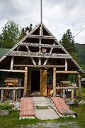 Cooper Landing Historical Society And Museum in Cooper Landing, Alaska, USA<br /> <br /> Photographer: Christina Sjogren<br /> <br /> Copyright 2018, All Rights Reserved