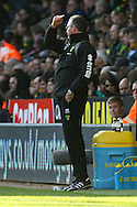 Picture by Paul Chesterton/Focus Images Ltd.  07904 640267.19/11/11.Norwich Manager Paul Lambert during the Barclays Premier League match at Carrow Road stadium, Norwich.