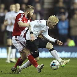 Derby County v Middlesbrough