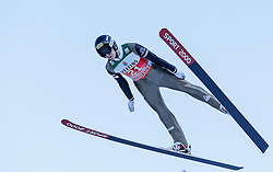 28.12.2015, Schattenbergschanze, Oberstdorf, GER, FIS Weltcup Ski Sprung, Vierschanzentournee, Training, im Bild Nicholas Alexander (USA) // Nicholas Alexander of the USA// during his Practice Jump for the Four Hills Tournament of FIS Ski Jumping World Cup at the Schattenbergschanze, Oberstdorf, Germany on 2015/12/28. EXPA Pictures © 2015, PhotoCredit: EXPA/ Peter Rinderer