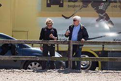 Janssen Sjef (NED) - Schockemoehle Paul (GER)<br /> Grand Prix - CDI Kapellen 2014<br /> © Dirk Caremans