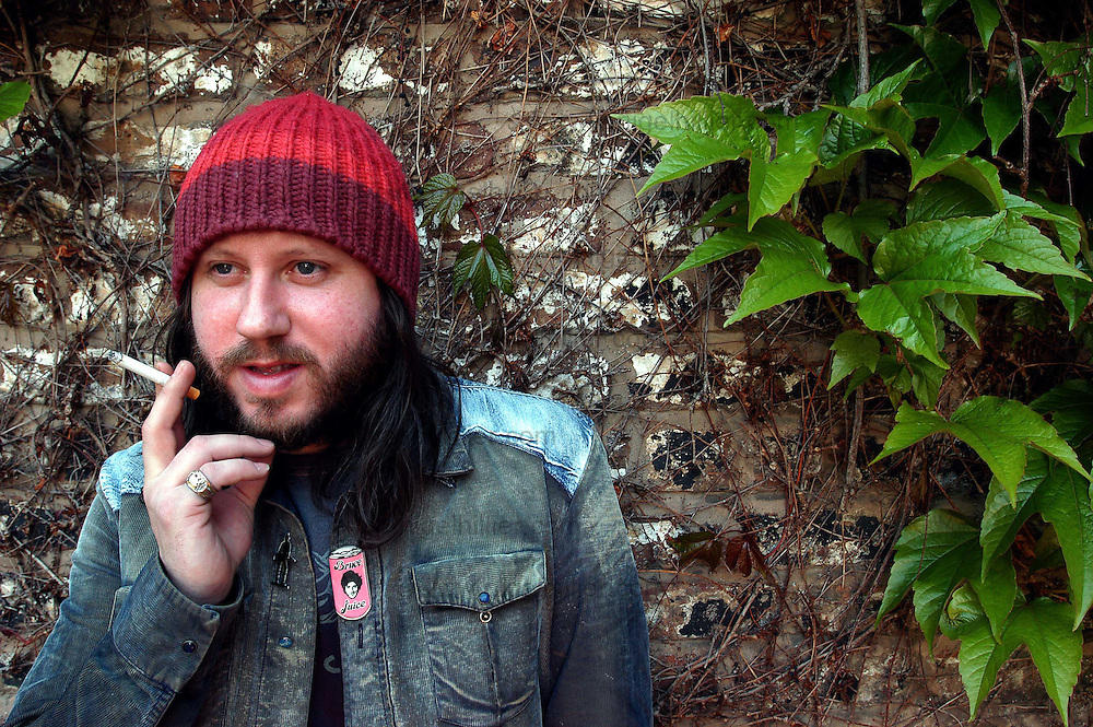 Badly Drawn Boy 2004 for the Scotsman