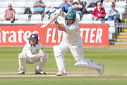 Mark Cosgrove batting during the Specsavers County Champ Div 2 match between Durham County Cricket Club and Leicestershire County Cricket Club at the Emirates Durham ICG Ground, Chester-le-Street, United Kingdom on 21 August 2019.