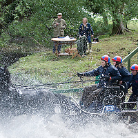 Windsor May 16 HRH The Duke of Edinburgh Time Keeping at the water obstacle during the Royal Windsor Horse Show...***Standard Licence  Fee's Apply To All Image Use***.Marco Secchi /Xianpix. tel +44 (0) 845 050 6211. e-mail ms@msecchi.com or sales@xianpix.com.www.marcosecchi.com