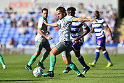 Blackburn Rovers midfielder Bradley Dack (23) during the EFL Sky Bet Championship match between Reading and Blackburn Rovers at the Madejski Stadium, Reading, England on 21 September 2019.