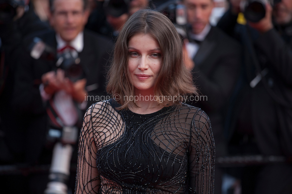 Actress and model Laetitia Casta at the gala screening for the film The Unknown Girl (La Fille Inconnue) at the 69th Cannes Film Festival, Wednesday 18th May 2016, Cannes, France. Photography: Doreen Kennedy